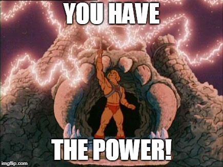 youhavethepower